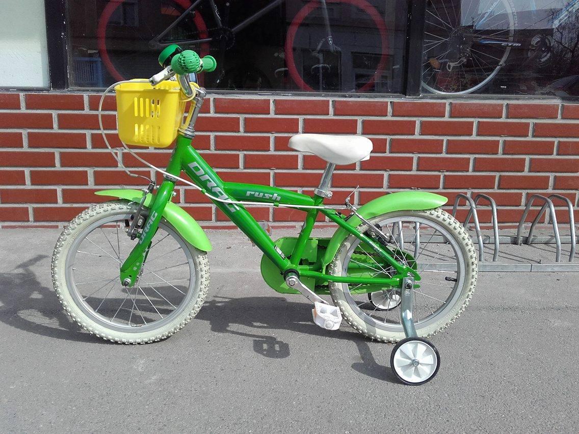 Bicicleta Drag Rush 16