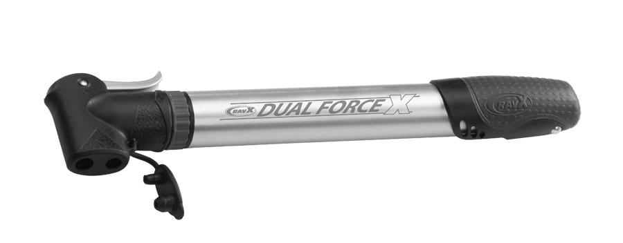 Mini pompa RAVX Dual Force X 120 PSI