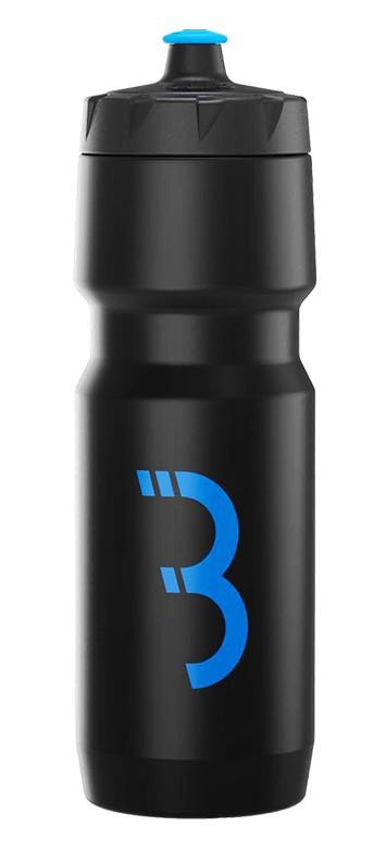 Bidon apa BBB BWB-0562 Comptank XL 750 ml negru/albastru