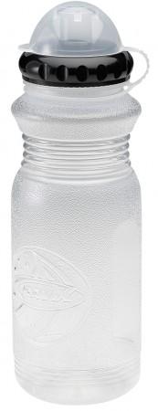 Bidon hidratare RAVX STREAM X 600 ml transparent negru