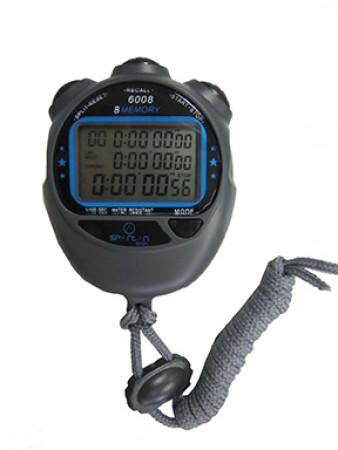 Cronometru sportiv Spartan Profi II SP 89 gri/albastru