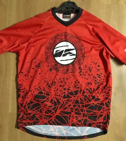 Tricou ciclism Kenny Tera