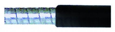 Camasa cablu frana CTM negru