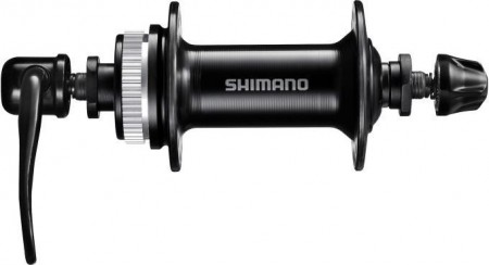 Butuc fata SHIMANO HB-TX505 disc center lock 32s