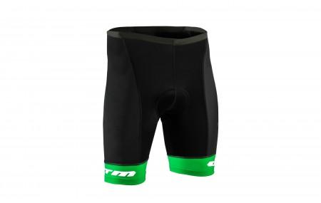 Pantaloni ciclism CTM RACE verde