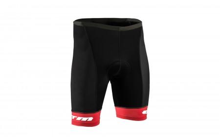 Pantaloni ciclism CTM RACE rosu