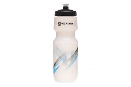 Bidon hidratare CTM 700 ml alb/albastru