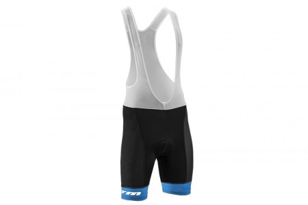 Pantaloni ciclism CTM RACE BIB SHORT albastru