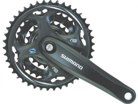 Angrenaj pedalier SHIMANO ALTUS FC-M311 patrat 3x7/8v