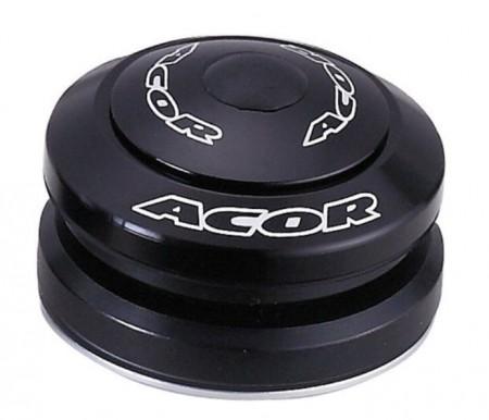 Set cuvete ACOR AHS21201 integrate negru