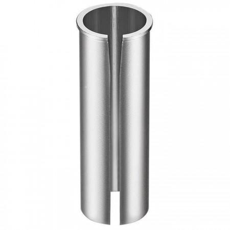 Adaptor tija sa CTM 25.4/26.8mm argintiu