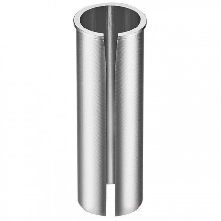 Adaptor tija sa CTM 25.4/26.4mm argintiu