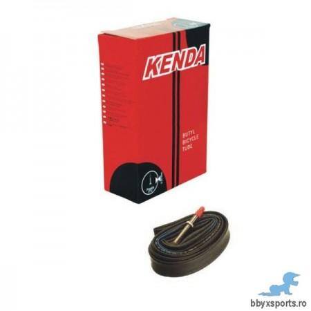 Cameră KENDA 700X18/23C valvă presta