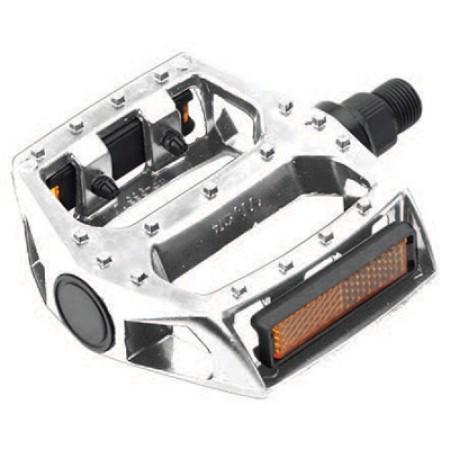 Pedale platforma RAVX 9/16 bmx gri
