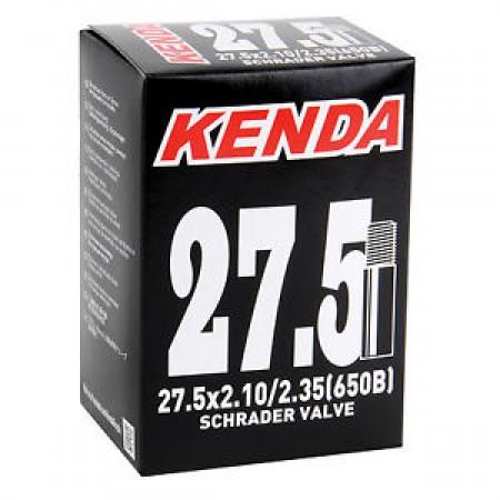 Camera KENDA 27.5X2.10/2.35 valvă auto 48mm