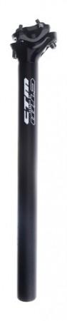 Tija sa CTM 31.6x350 mm aluminiu negru