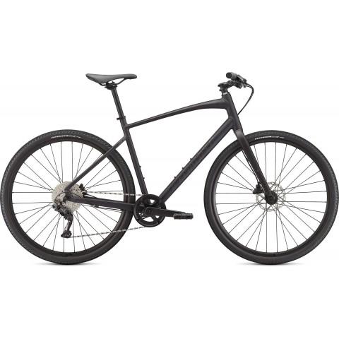 Bicicleta SPECIALIZED Sirrus X 3.0 - Satin Cast Black/Gloss Black XS