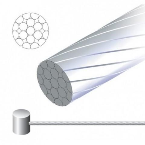 Cablu frana mtb JAGWIRE SLICK