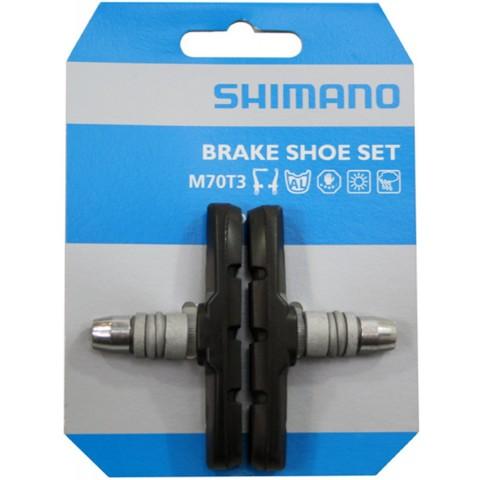 Saboti frana SHIMANO V-brake M70T3