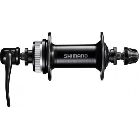 Butuc fata SHIMANO HB-TX505 disc center lock 32s