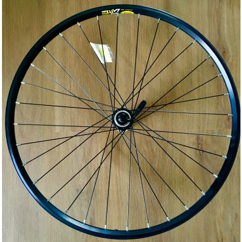 "Roata fata 26"" MAVIC XM 117 559x17 disc center lock"