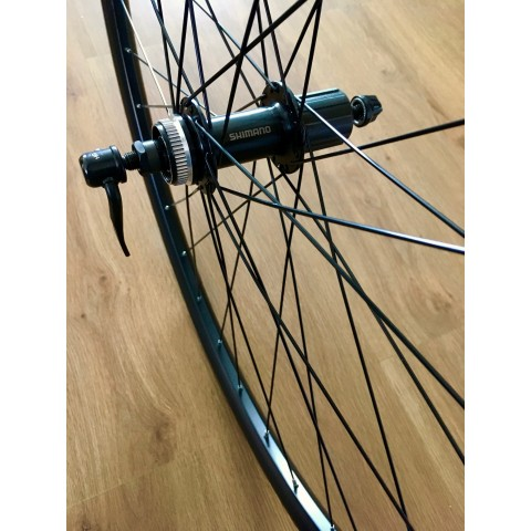 "Roata spate 29"" ALEX RIMS 622x21 disc center lock"