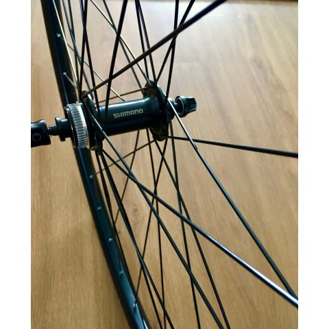 "Roata fata 29"" ALEX RIMS 622x21 disc center lock"