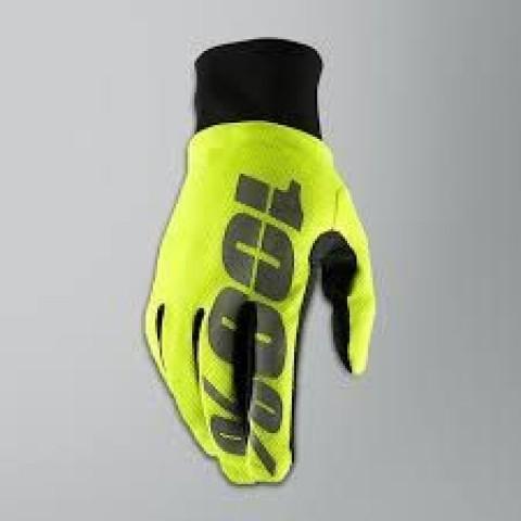 HYDROMATIC Waterproof Glove Neon YellowD