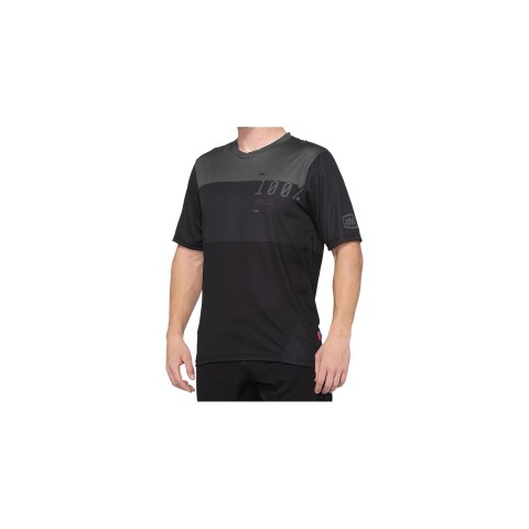 AIRMATIC Jersey Charcoal/Black