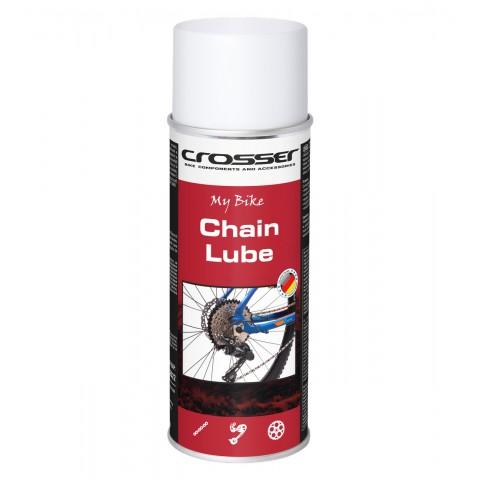 Spray intretinere CROSSER My Bike Chain Lube 400ml aerosol