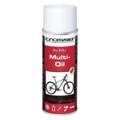Spray intretinere CROSSER My Bike Multi Oil 400ml aerosol