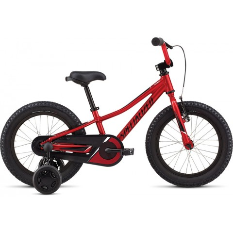 Bicicleta SPECIALIZED Riprock Coaster 16 - Candy Red/Black/White 7