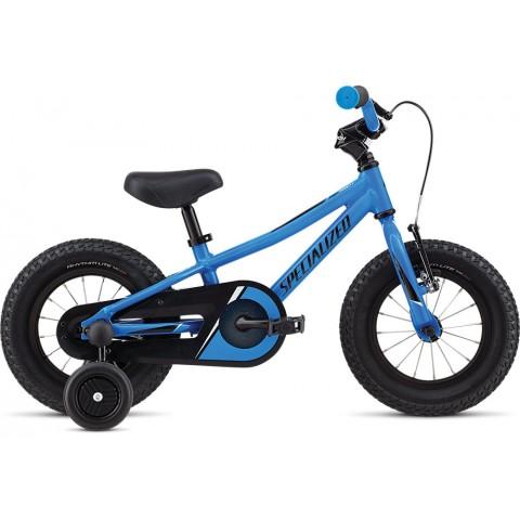 Bicicleta SPECIALIZED Riprock Coaster 12 - Neon Blue/Black/White 6