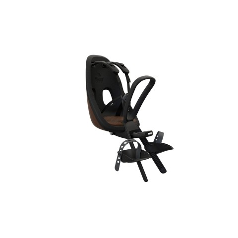 Scaun bicicleta THULE Yepp Nexxt Mini cu montare in fata - Chocolate Brown