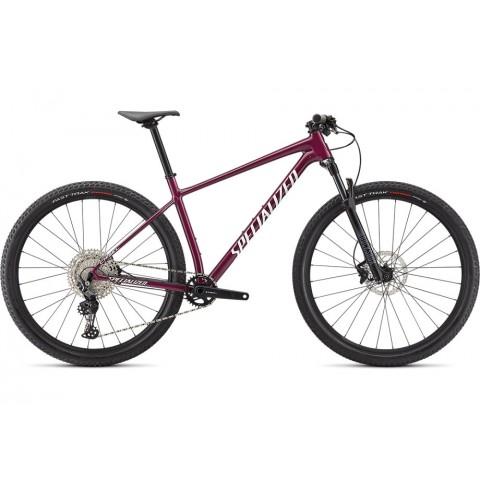 Bicicleta SPECIALIZED Chisel - Gloss Raspberry/White L