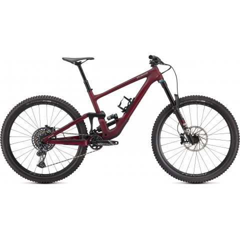 Bicicleta SPECIALIZED Enduro Expert - Satin Maroon/White Mountains S2