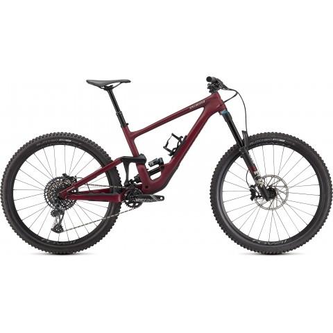 Bicicleta SPECIALIZED Enduro Expert - Satin Maroon/White Mountains S4