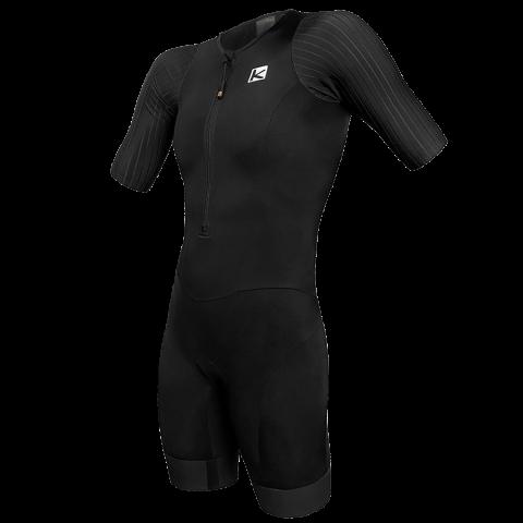 Costum triathlon FUNKIER Levico Men Pro - Negru 2XL