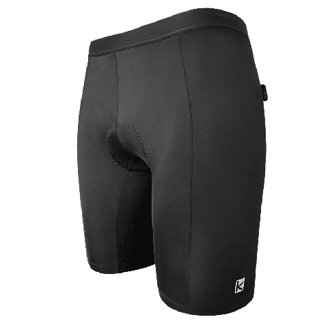 Pantaloni triathlon FUNKIER Tamoil - Negru M