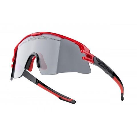 Ochelari Force Ambient, rosu/gri, lentila fotocromata