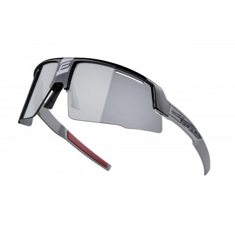 Ochelari Force Ignite, negru/gri, lentila fotocromata