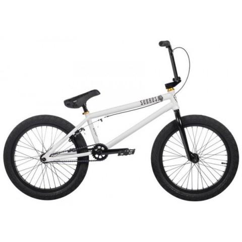 Bicicleta bmx SUBROSA Tiro Alb 2021