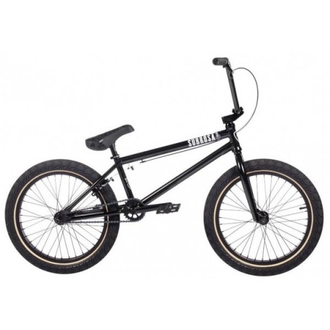 Bicicleta bmx SUBROSA Tiro Negru 2021