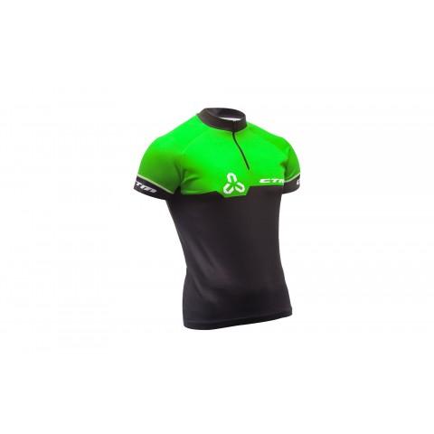 Tricou CTM RACE verde