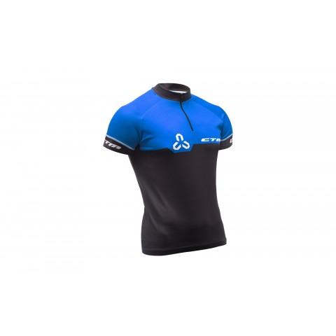 Tricou CTM RACE albastru