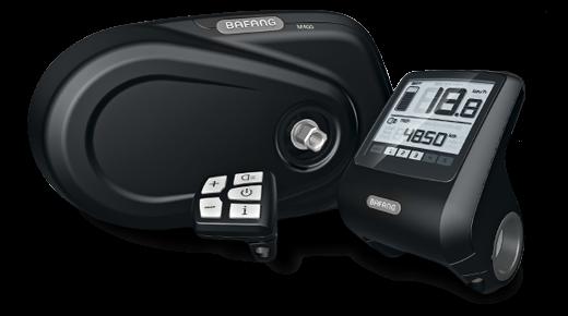 Bafang MaxDrive M400